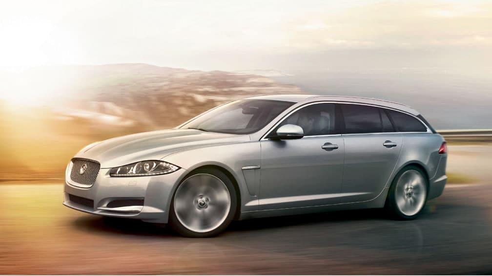 Jaguar XF Sportbrake: la lussuosa, versatile e dinamica station wagon di casa Jaguar