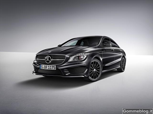 Mercedes-Benz CLA Edition 1: Debutto esclusivo