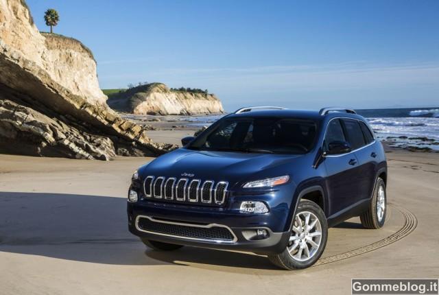 Nuovo Jeep Cherokee 2014