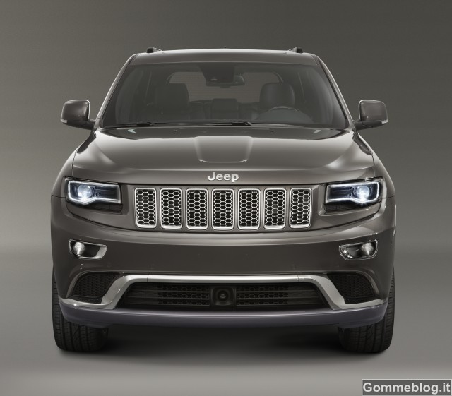 Nuova Jeep Grand Cherokee 2014 - 6