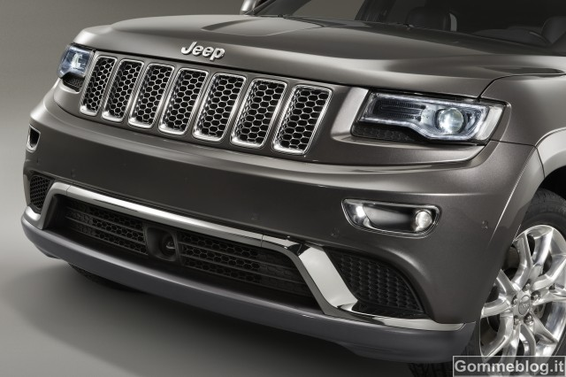 Nuova Jeep Grand Cherokee 2014