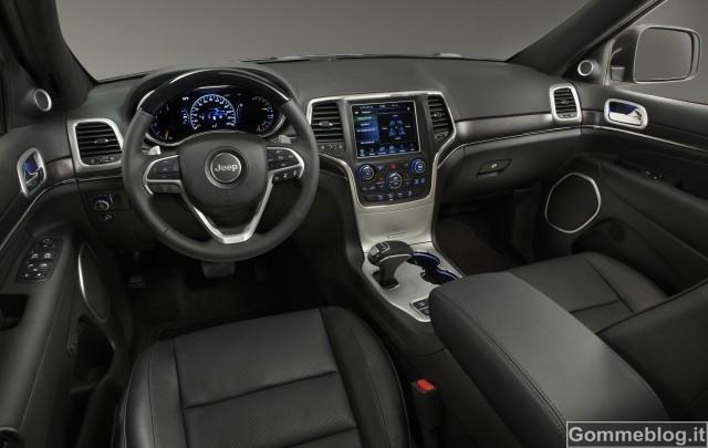 Nuova Jeep Grand Cherokee 2014 - 8