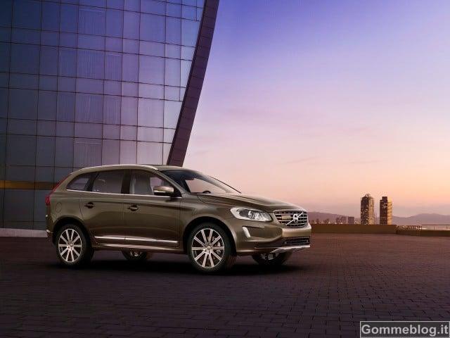 Nuova Volvo XC60 Restyling: guida sotto controllo ... sempre 2