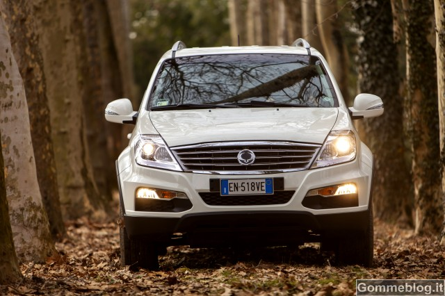 Ssangyong Rexton W: Volto Nuovo, Cuore Nuovo [FOTO] [VIDEO]