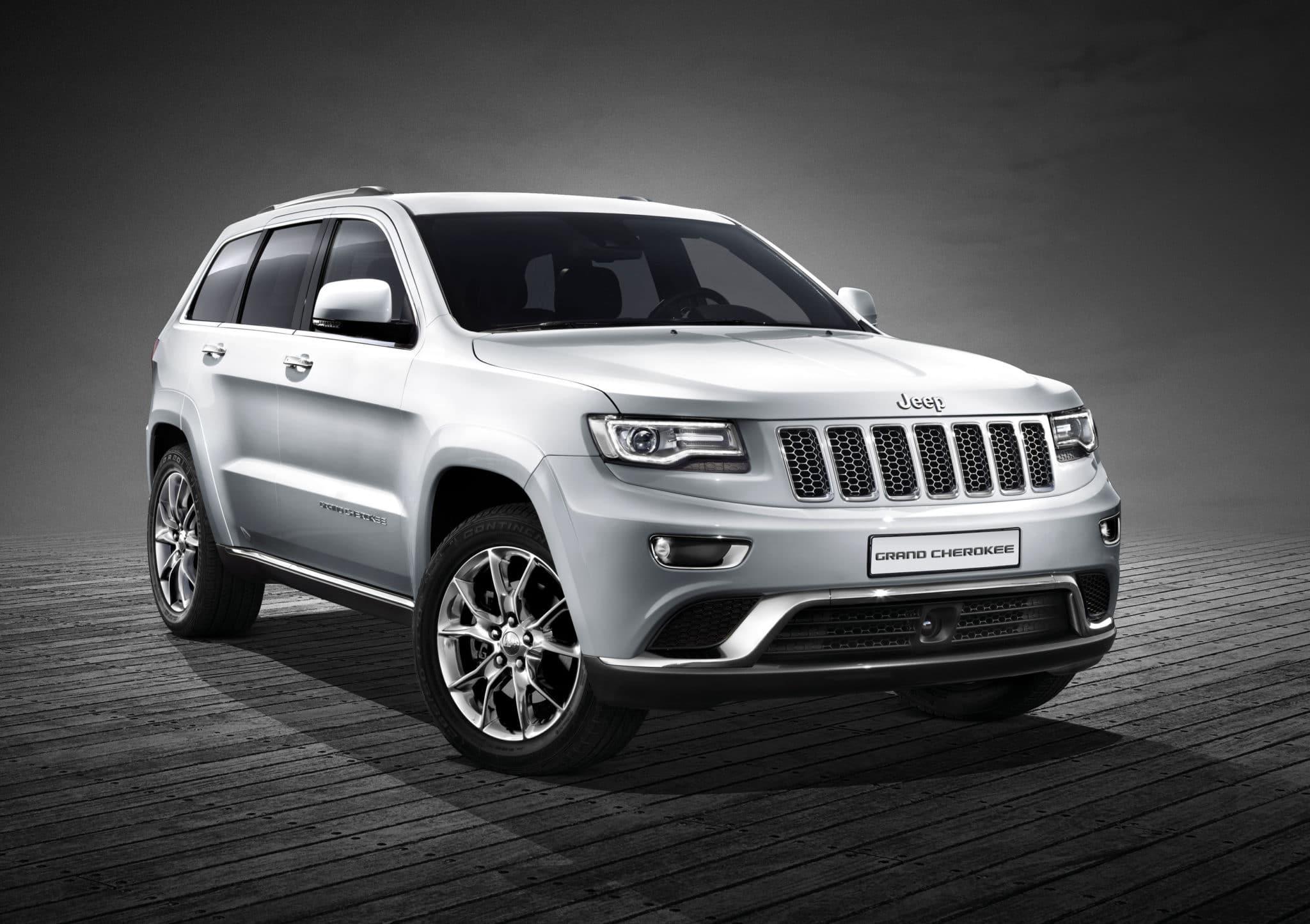 Nuova Jeep Grand Cherokee MY 2014: anteprima al Salone Internazionale di Ginevra