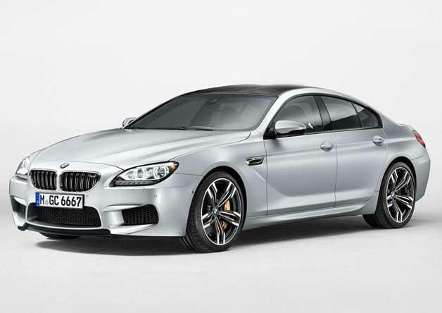 BMW M6 Gran Coupé: potenza e lusso per la nuova BMW