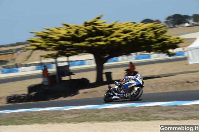SBK 2013 Australia Philip Island - BMW - 2° sessione di qualifiche e Superpole 3
