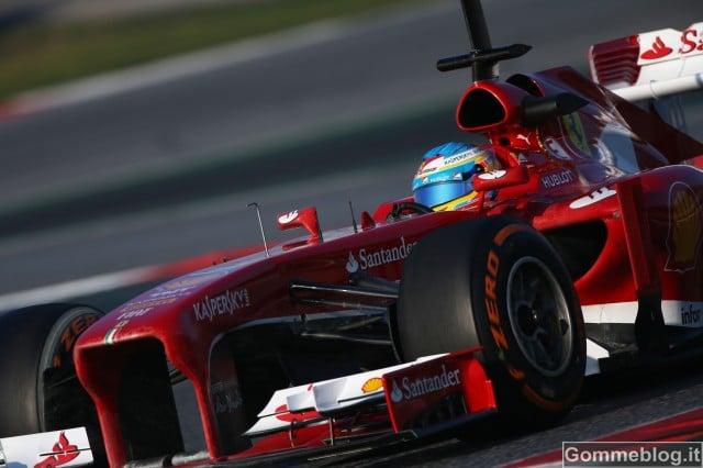 F1 2013: Circuito di Montmelò test ufficiali di Formula Uno