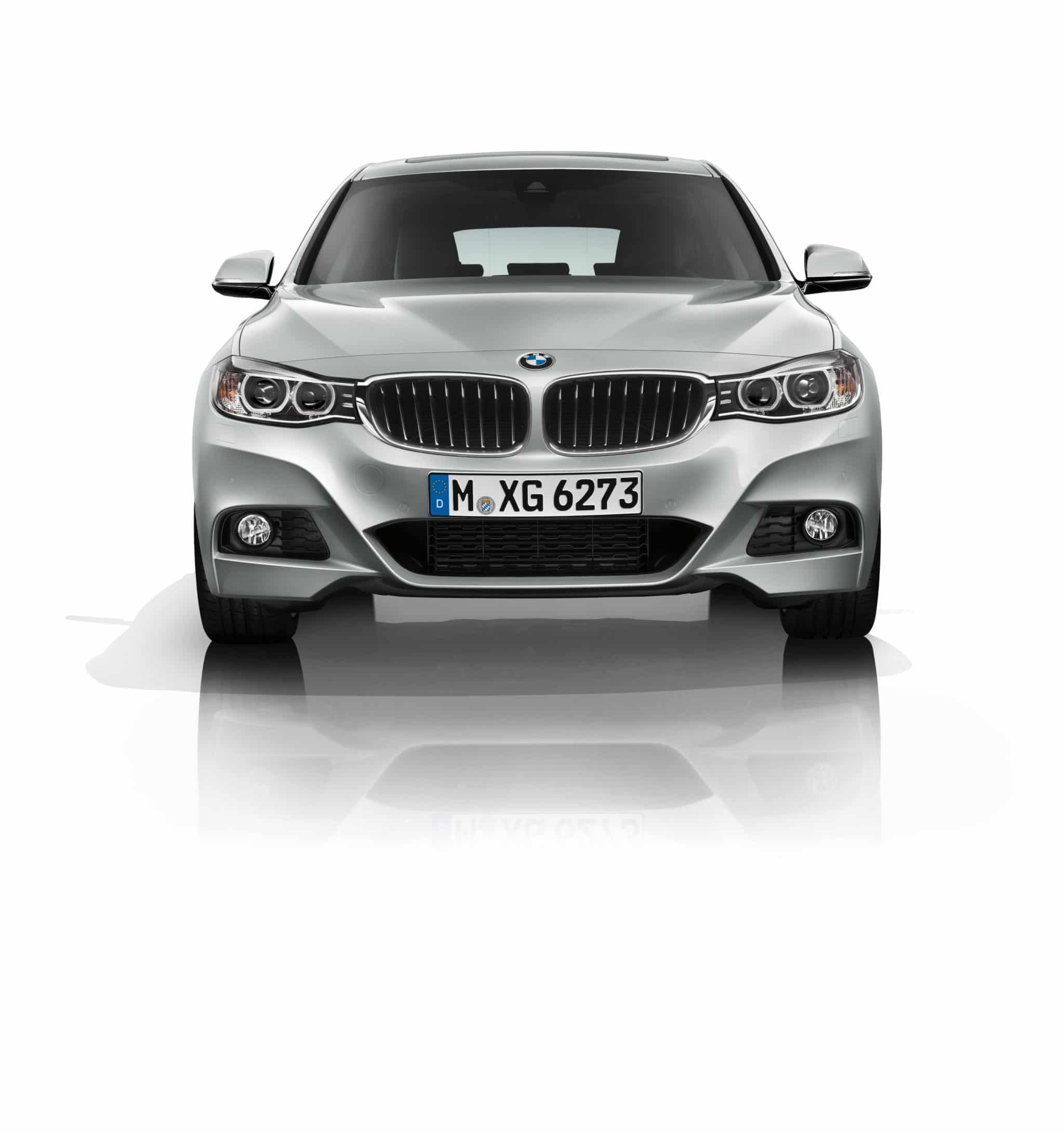BMW Serie 3 Gran Turismo: potenza e bassi consumi, cura per il dettaglio e comfort 4