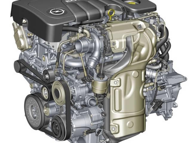 motore Opel Zafira Tourer 1.6 CDTI