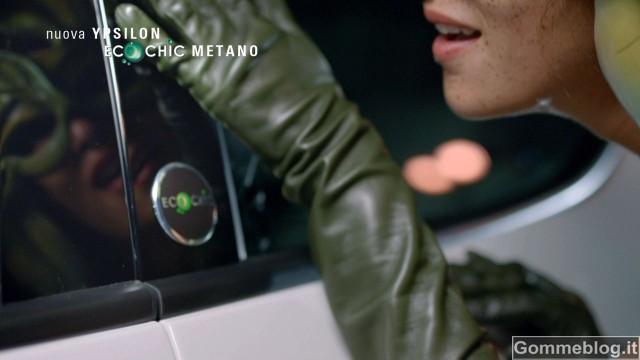 Nuova Lancia Ypsilon Ecochic Metano: prestazioni a basso consumo