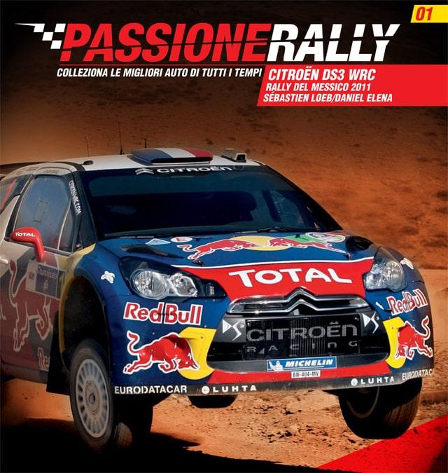 Passione Rally: con La Gazzetta dello Sport, modellini 1:43 per veri appassionati