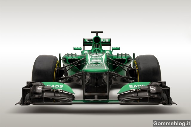 F1 2013: il motore Renault e le vetture