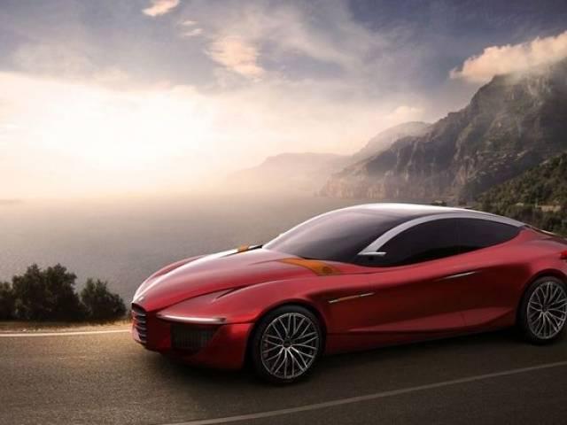 Gloria: concept IED per Alfa Romeo