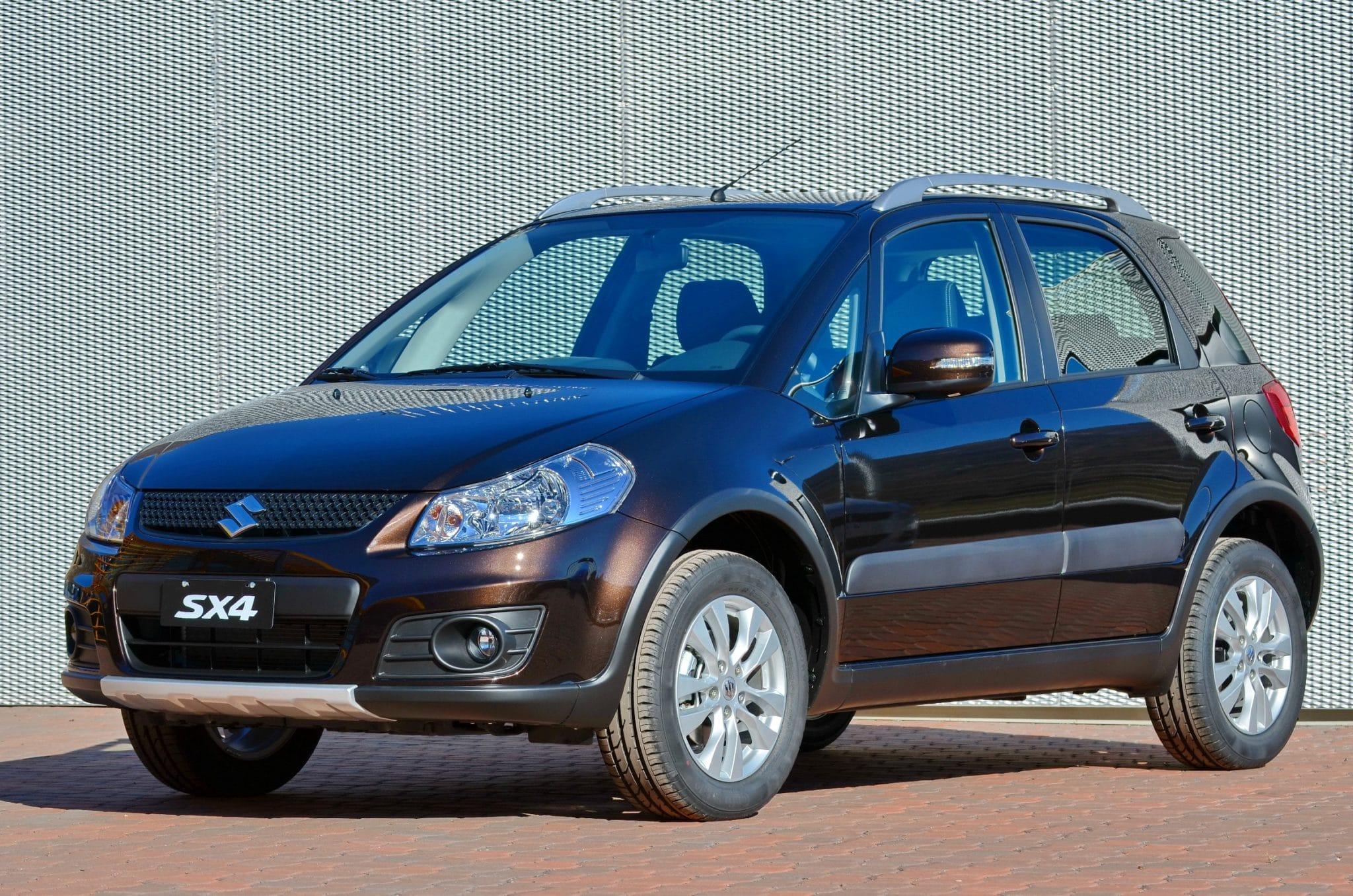 Suzuki SX4 Evolution: una nuova versione dal design ricercato del SUV compatto di casa Suzuki
