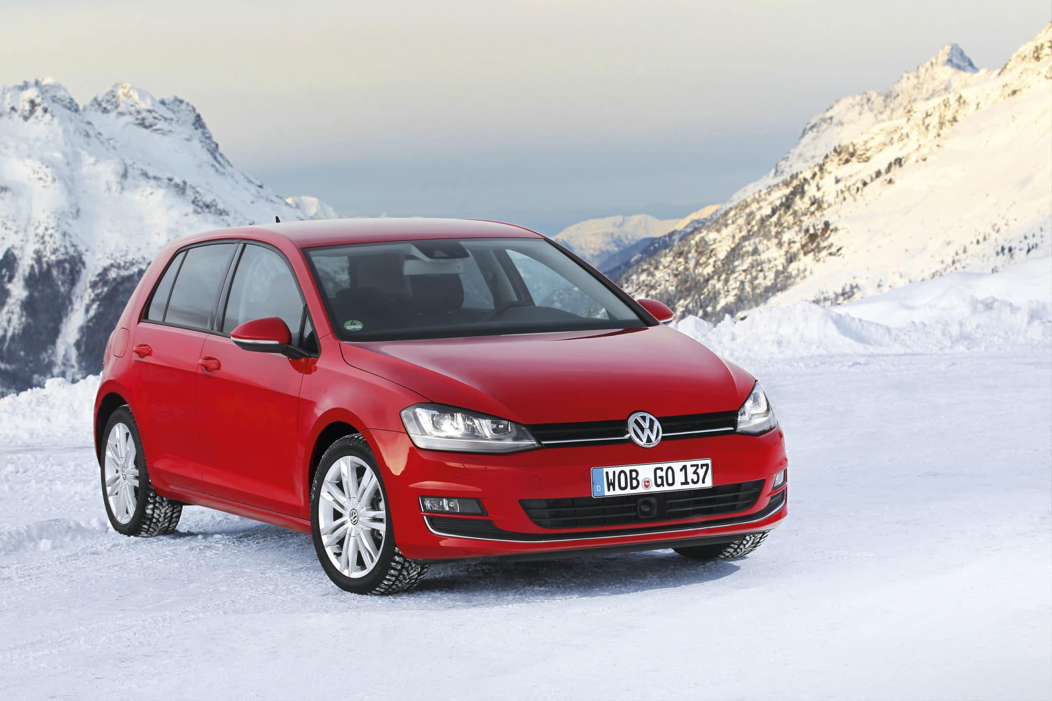 Nuova Golf 4Motion: si punta su consumi ridotti e trazione integrale