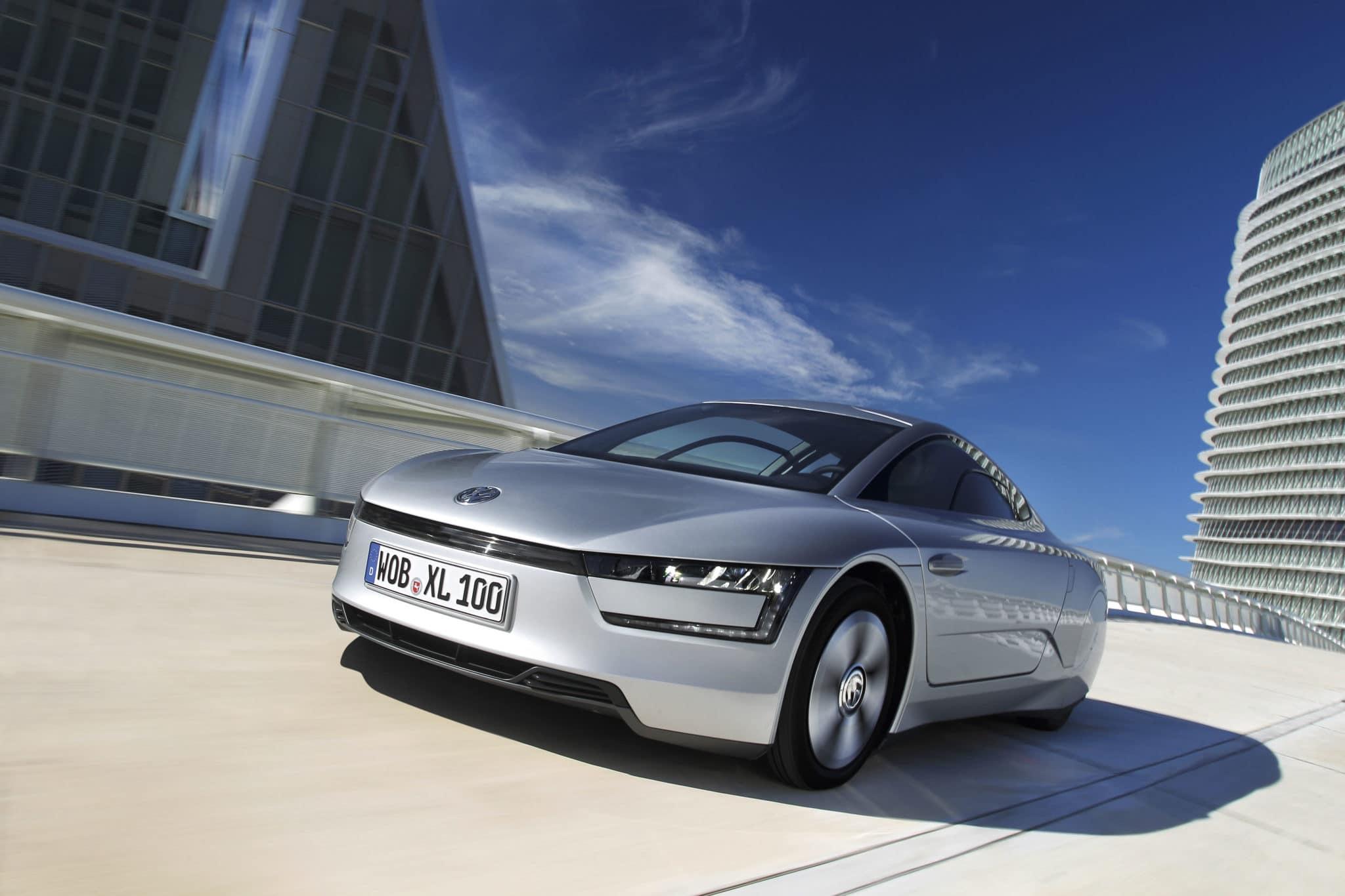 Volkswagen XL1: efficienza e cura artigianale