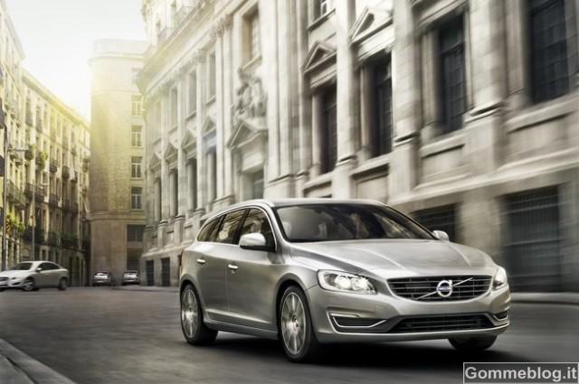 Volvo S60 e V60 Restyling: ancora più dinamiche ed affascinanti