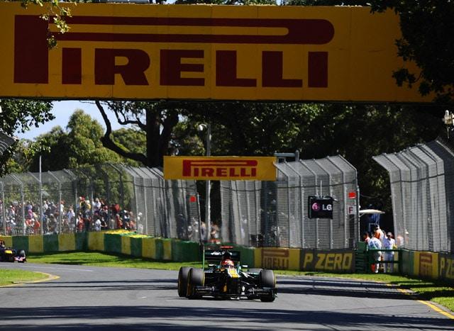 F1 GP Australia 2013: I nuovi pneumatici e la pista [VIDEO]