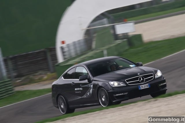 AMG Driving Academy Italia 2013: Emozioni High Performance