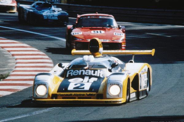 La mitica Alpine ritorna alla 24 Ore di Le Mans