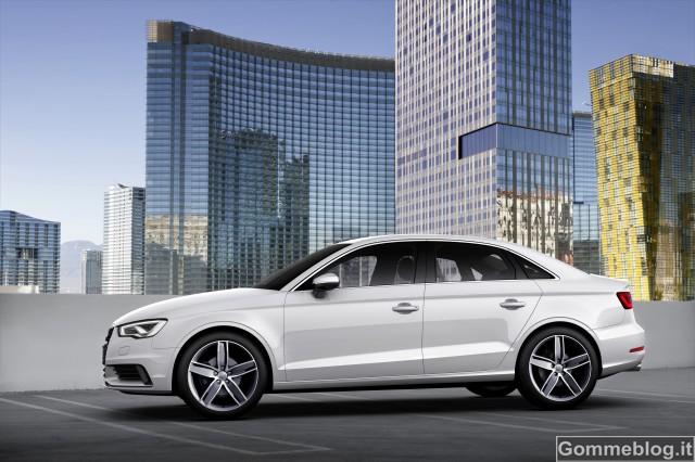 Audi A3 berlina: tra eleganza e sportività