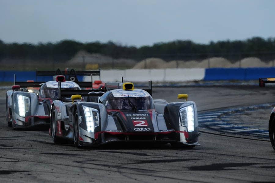 Audi e Michelin: Trionfo alla 12 Ore di Sebring