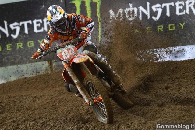 Campionato Mondiale Motocross MX1: Cairoli e Pirelli passano in testa