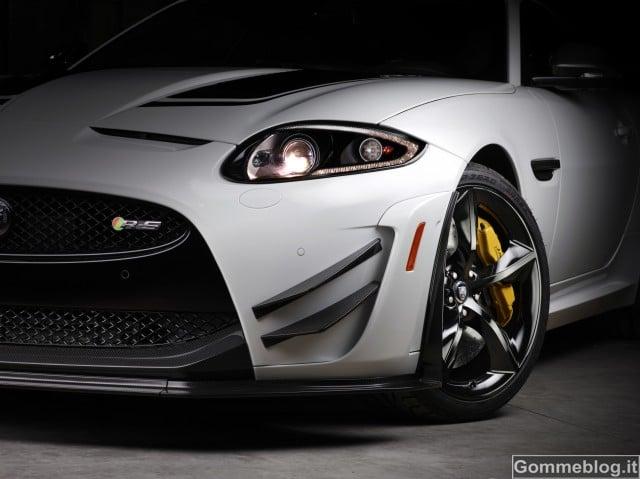 Jaguar XKR-S GT: Estremamente ..... estrema 3