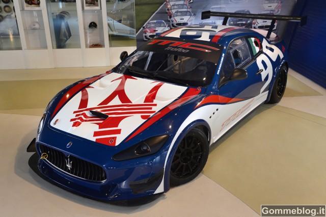 Maserati GranTurismo MC Trofeo 2013: Primi giri in Pista