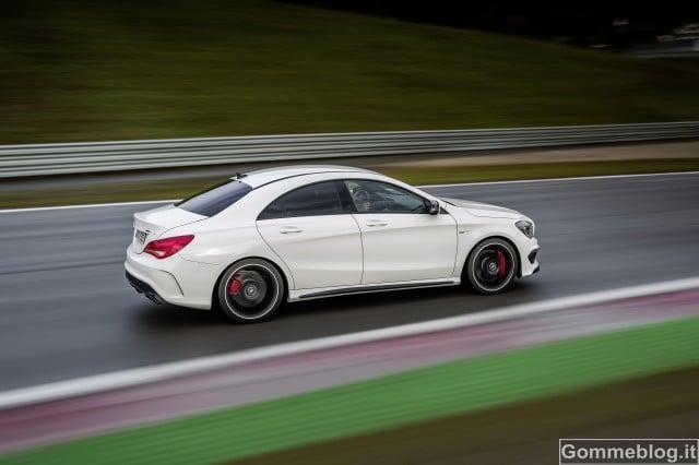Mercedes CLA 45 AMG - 0