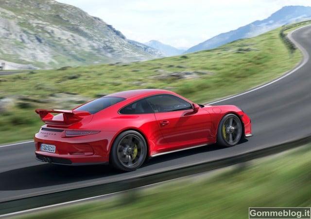 Nuova Porsche 911 GT3 - 3