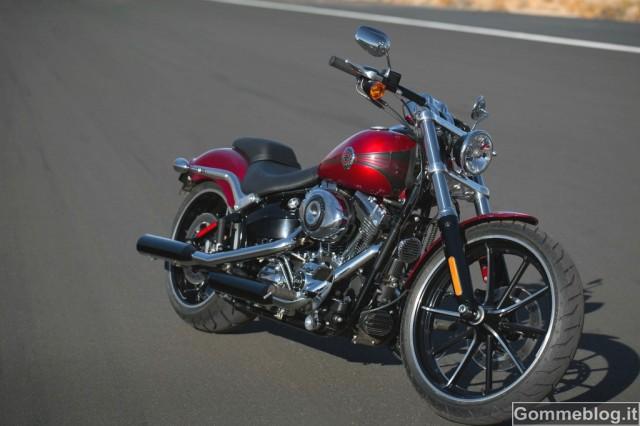Nuovo Harley-Davidson Breakout - 3