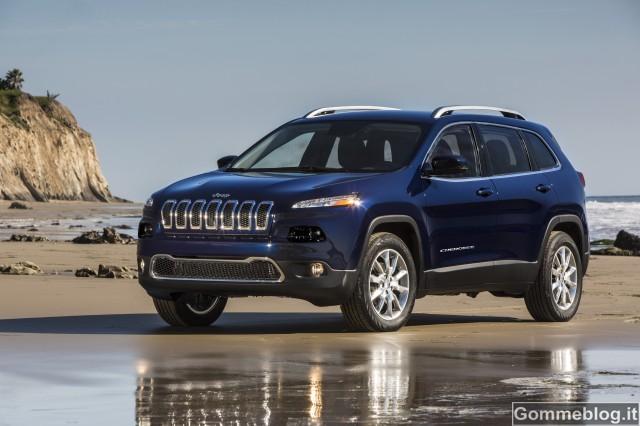 Nuovo Jeep Cherokee 2014 - 44