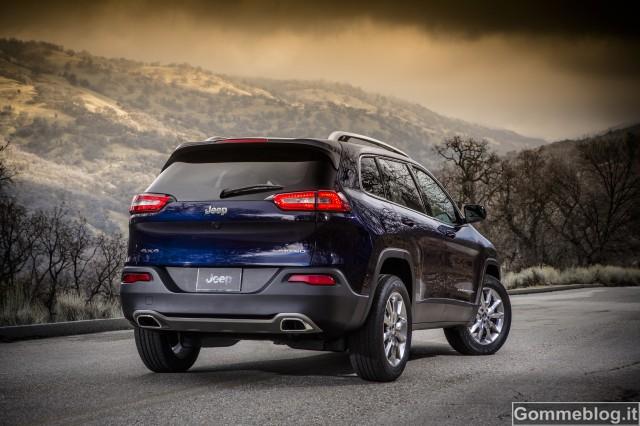 Nuovo Jeep Cherokee 2014 - 48
