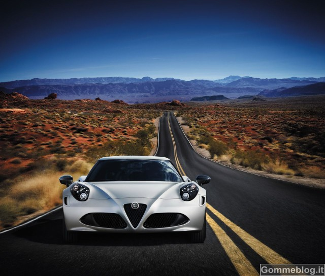 Alfa Romeo 4C Launch Edition: Anteprima mondiale Salone di Ginevra 2013 4