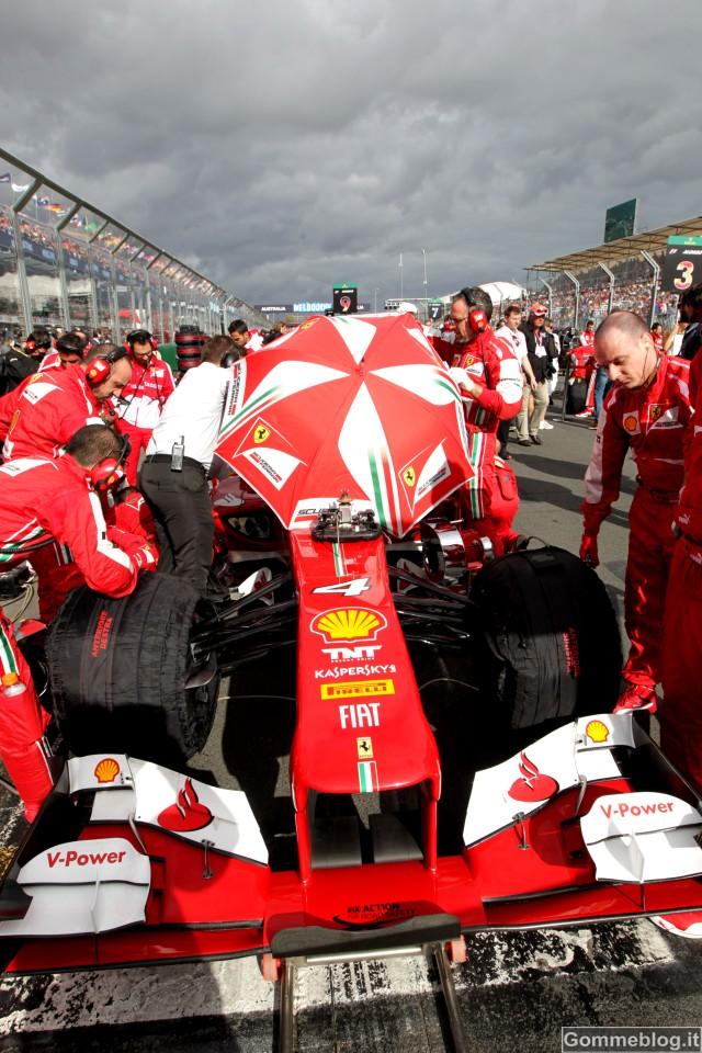 GP F1 Australia 2013: Le Immagini Più Belle 1