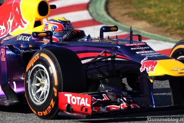 F1 2013: Test ufficiali di Formula Uno 2013 – Barcellona