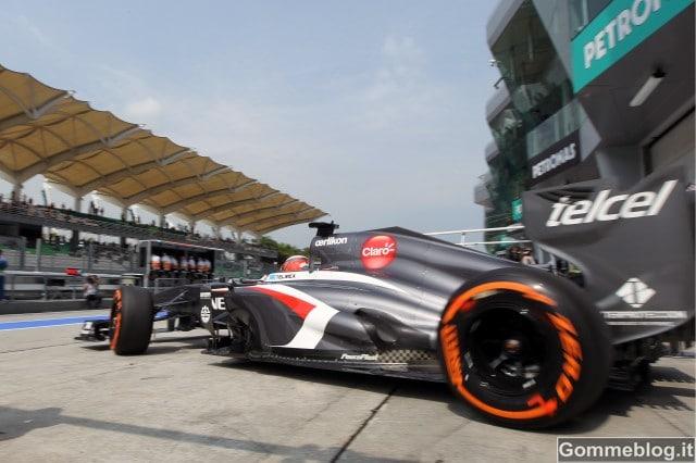 Gran Premio di Malesia 2013 – Prove libere