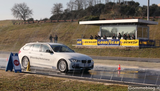 "Goodyear EfficientGrip Performance: prestazioni in Classe ""A"" 5"