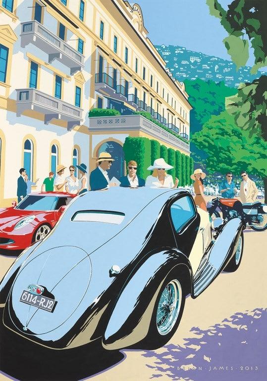 Concorso d'Eleganza Villa d'Este 2013: a Como la grande esposizione di auto e moto