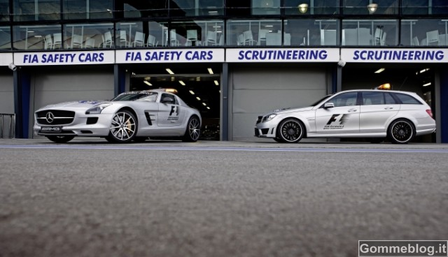 Mercedes-AMG: F1 Safety Car e la F1 Medical Car