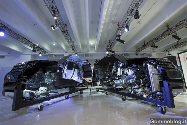 Nuova Range Rover Sport 2013: Report Completo su Tecnica e Performance