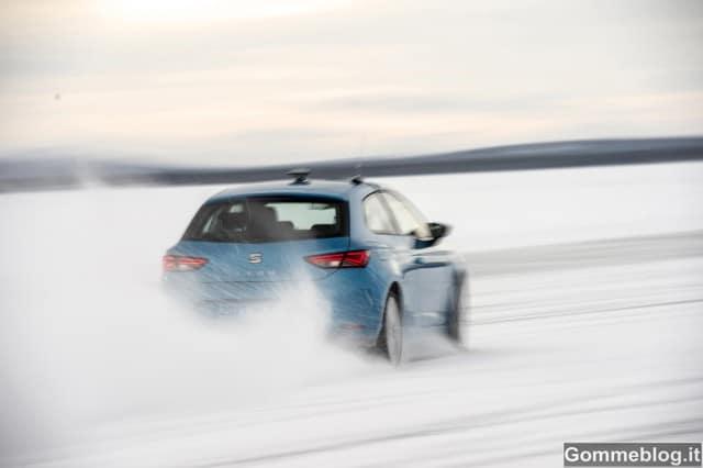 Seat Leon SC: Test invernali nelle condizioni più estreme