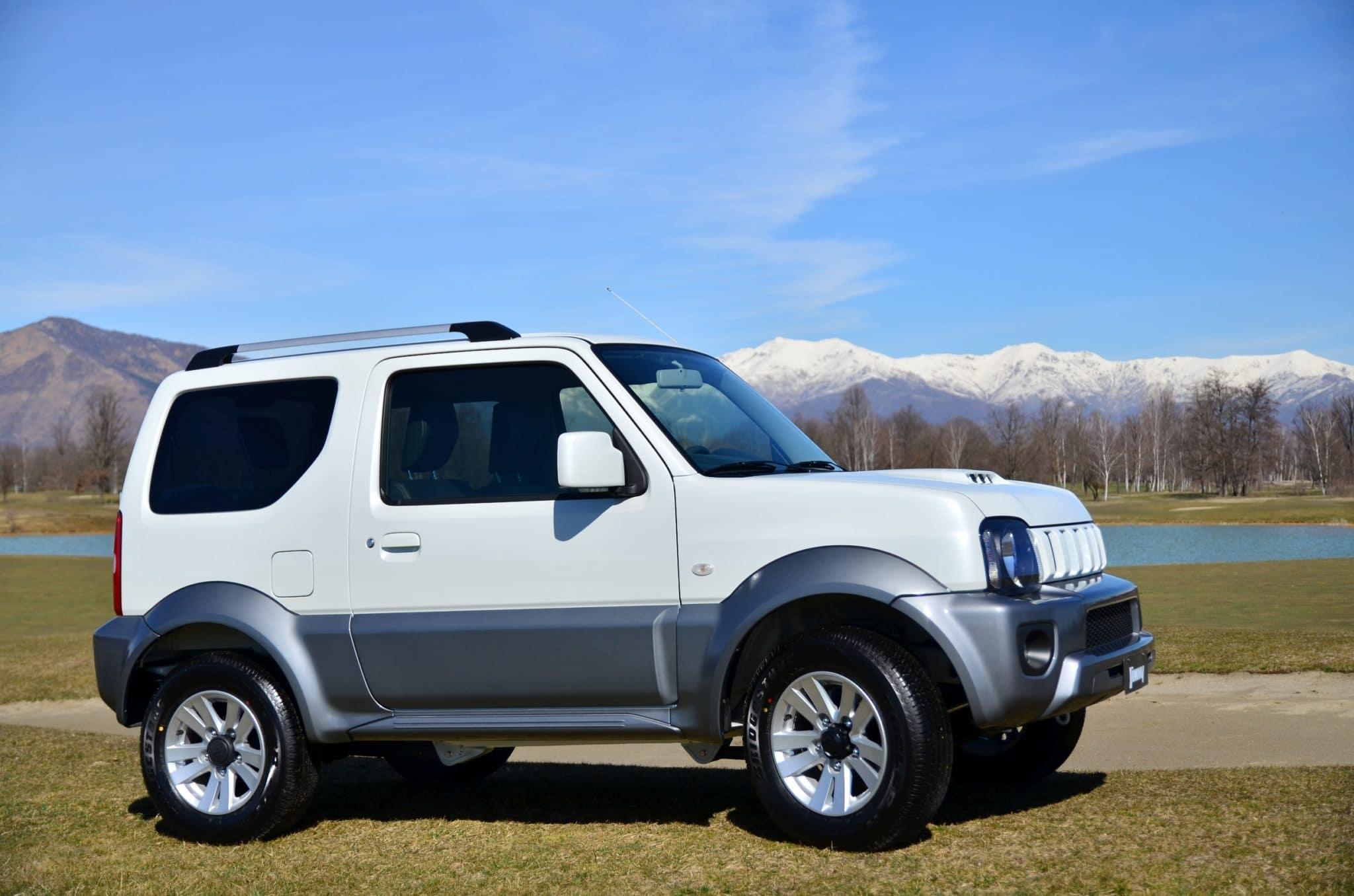 Suzuki presenta Ambition , la nuova versione limitata di Jimny