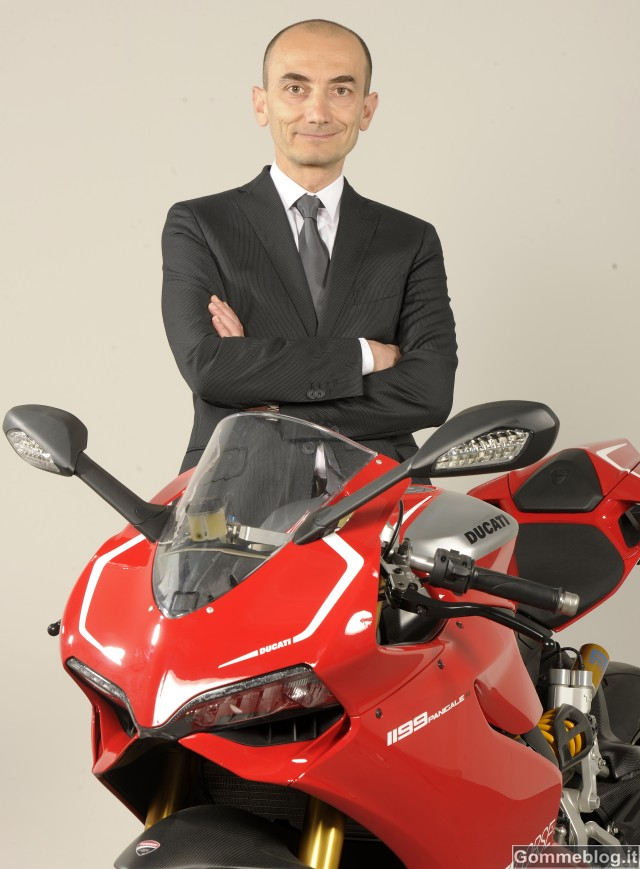 Claudio Domenicali è il nuovo Amministratore Delegato Ducati