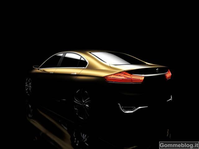 """Concept Suzuki """"Authentics"""": Anteprima al Salone di Shanghai 2013"""