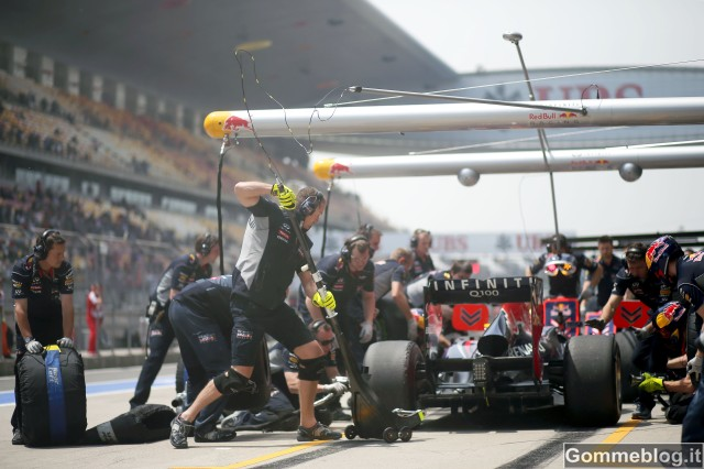 F1: Gran Premio di Cina –  Il Circuito ed i Pneumatici [VIDEO]
