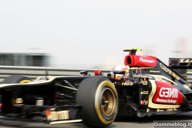 F1 GP Cina: Le più belle Foto dai BOX