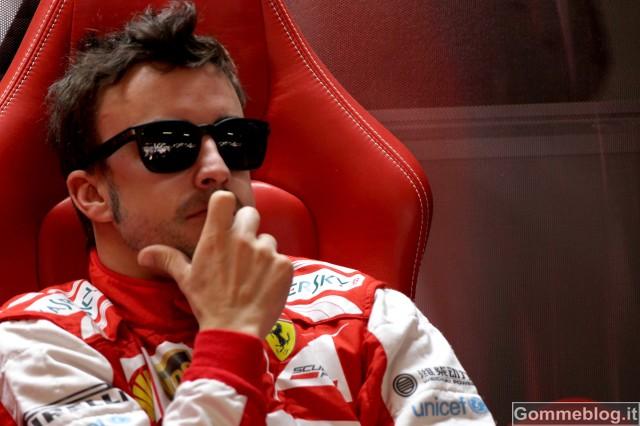 F1: Gran Premio di Cina –  Vince Alonso. Festa Ferrari